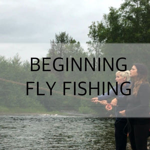 September 8th & September 9th | Beginning Fly Fishing Class | ONLINE