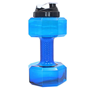 Dumbbell Water Sports Bottle
