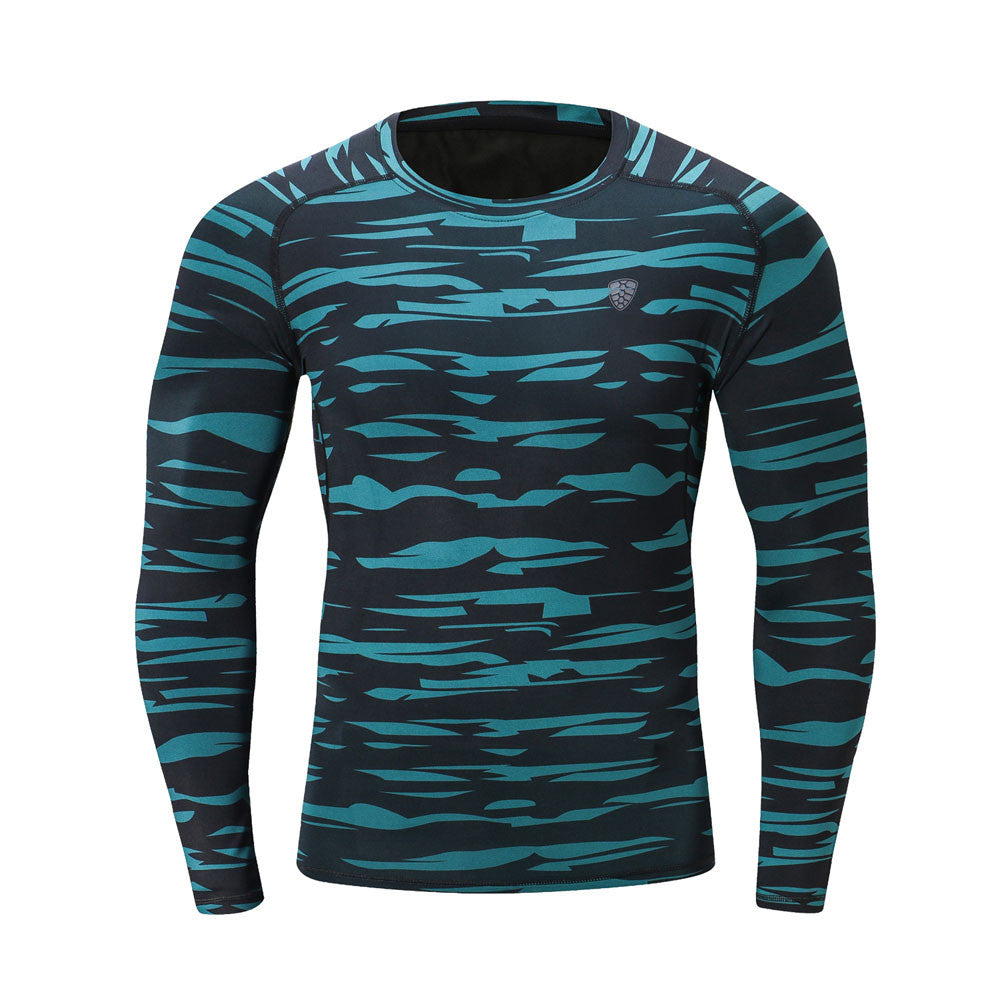 Men's Long Sleeve Athletic Shirt