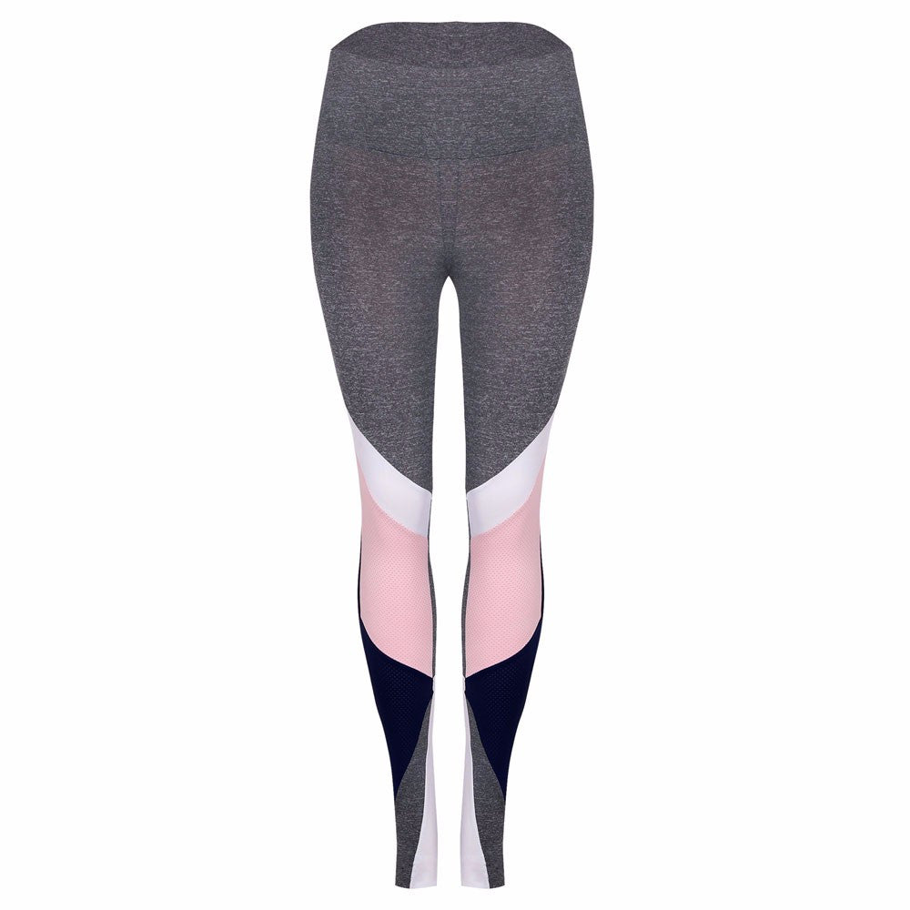 Women Mid Waist Yoga Leggings