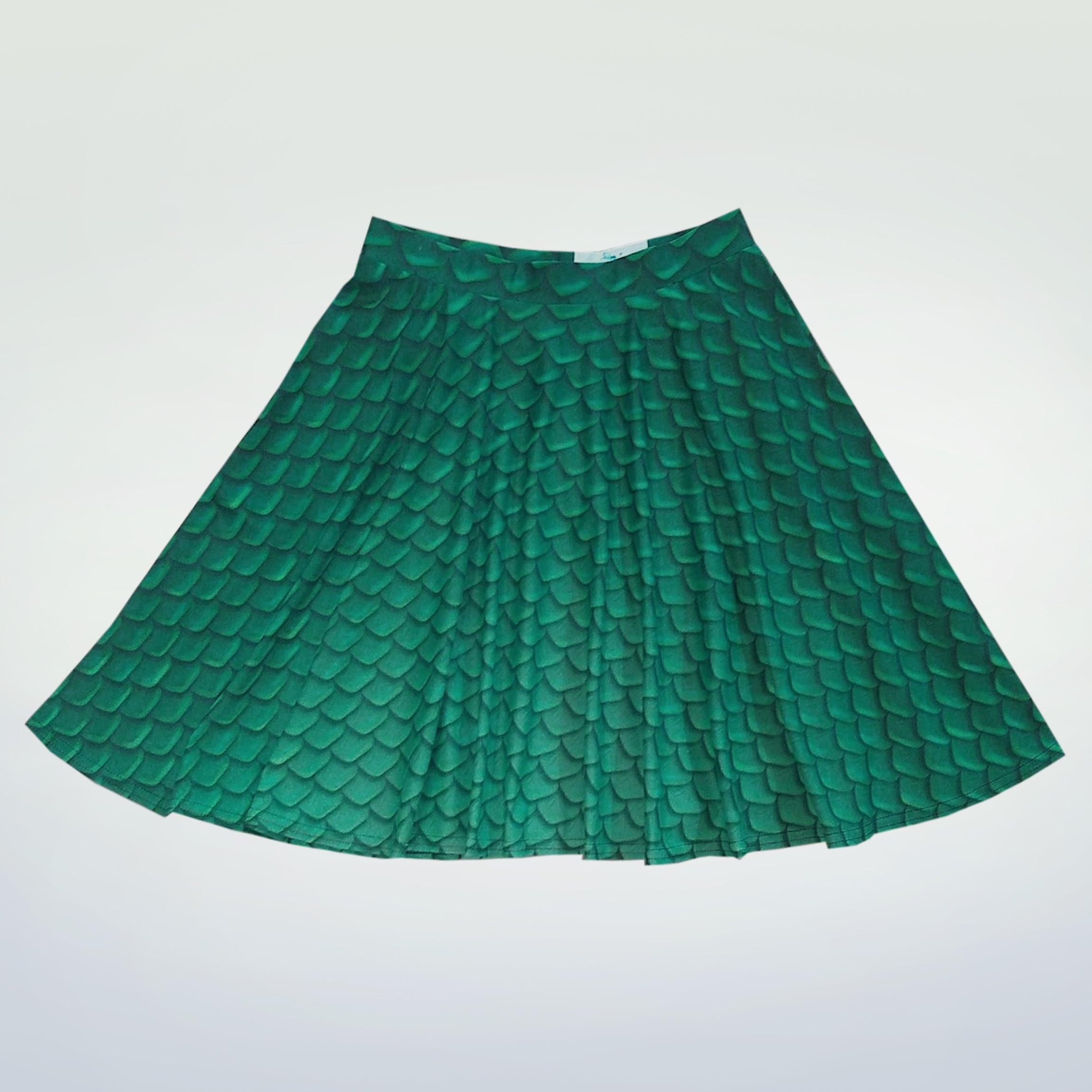 Ariel Anniversary Collection Mermaid Skater Skirt - Cape Cali
