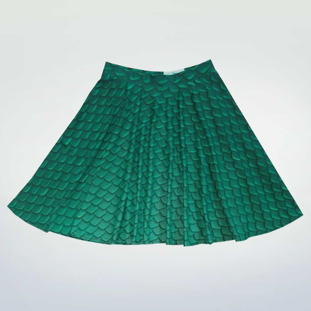 Ariel Anniversary Collection Mermaid Skater Skirt