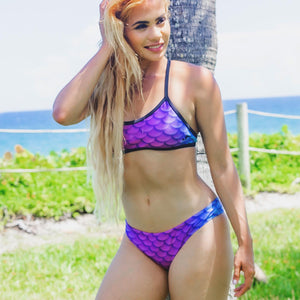 Aruba Surf Bikini by Cape Cali - Pink