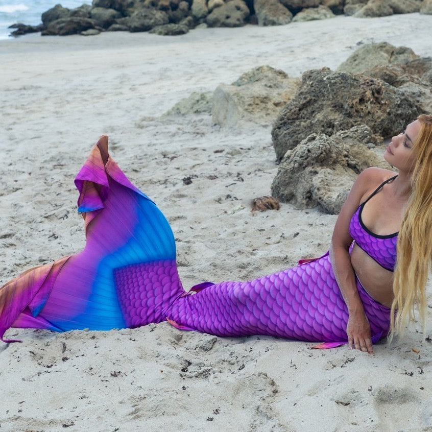 Introducing Mermaid DiveTails by Cape Cali