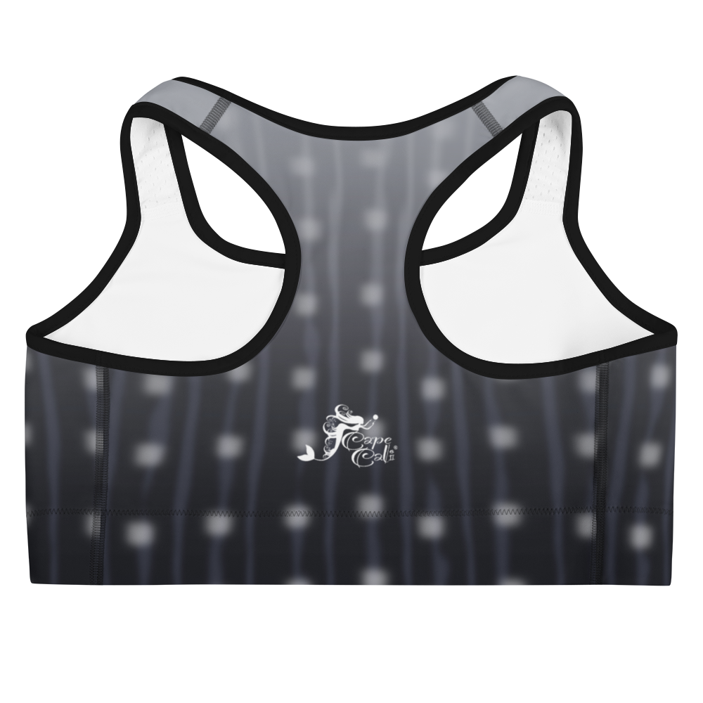 Whale Shark Sports bra - Cape Cali