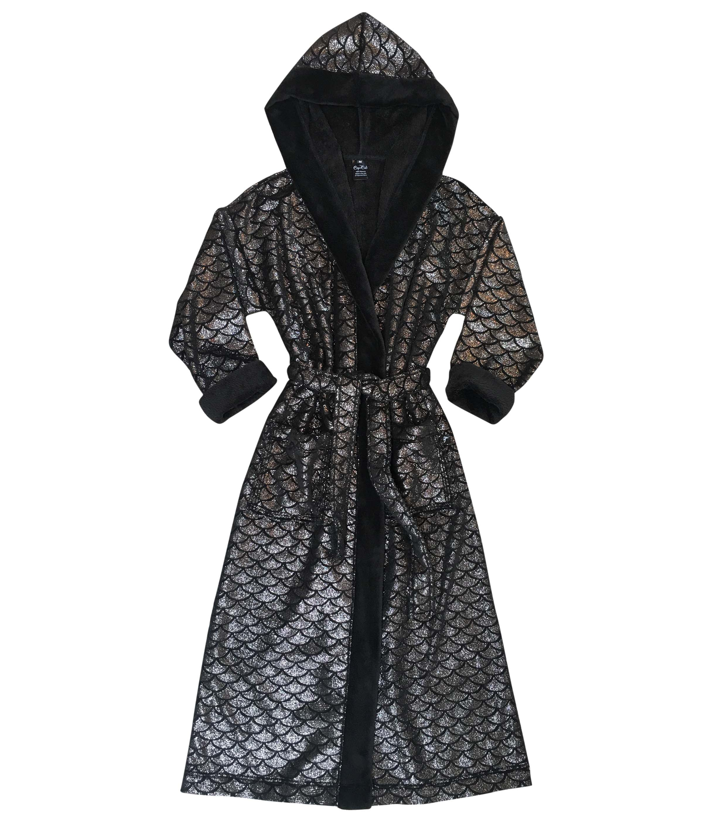 Cape Cali Unisex Luxury Long Robe - Cape Cali