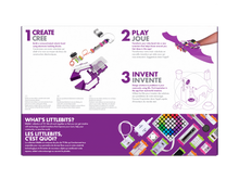 littleBits base inventor kit.