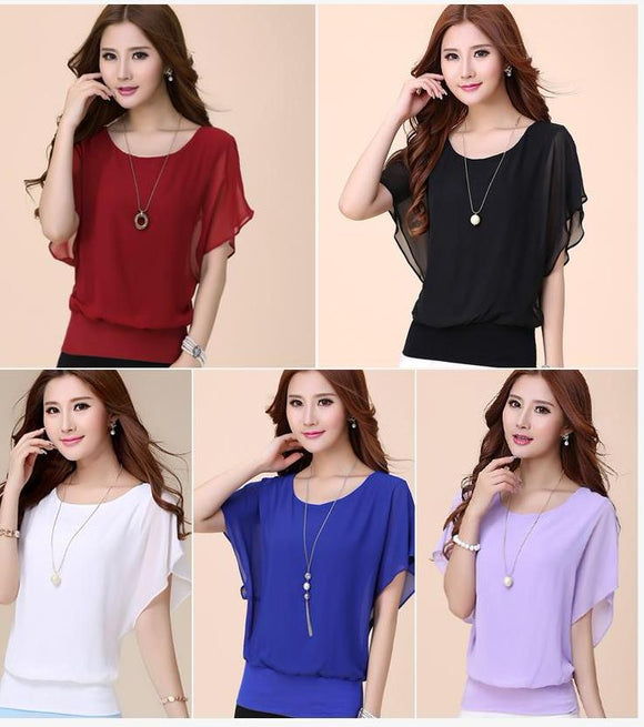 casual blouse for women