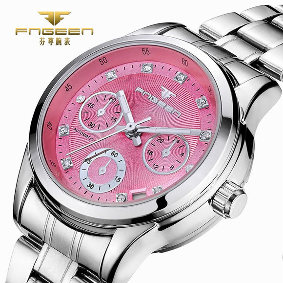 3BAR waterproof watch for women