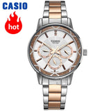 Casio watch for women, water resistant 5BAR