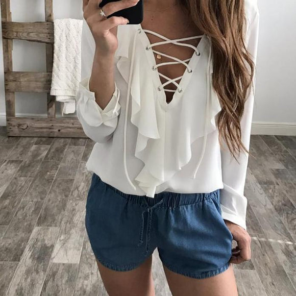 Sexy blouse for women