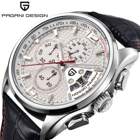 PAGANI DESIGN watch for men, aquatic