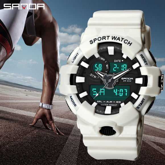 100% Original SANDA sports watch