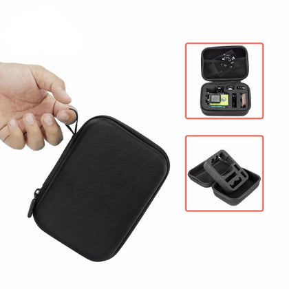 Action Camera Accessory Storage Bag