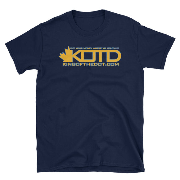 KOTD Limited Edition NBA Colourways - Denver Nuggets T-Shirt