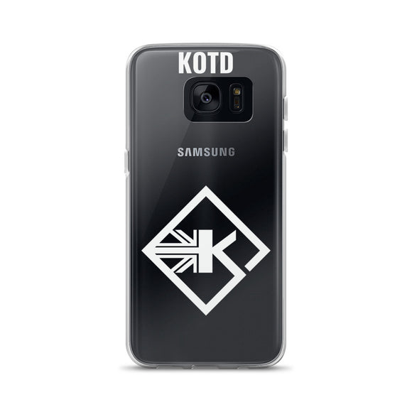 Clear KOTD UK Samsung Case