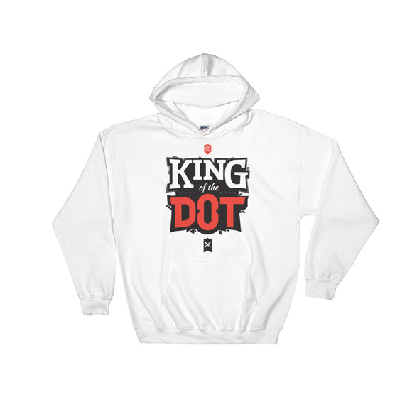 KOTD Throwback Hooded Sweatshirt (Various Colours)