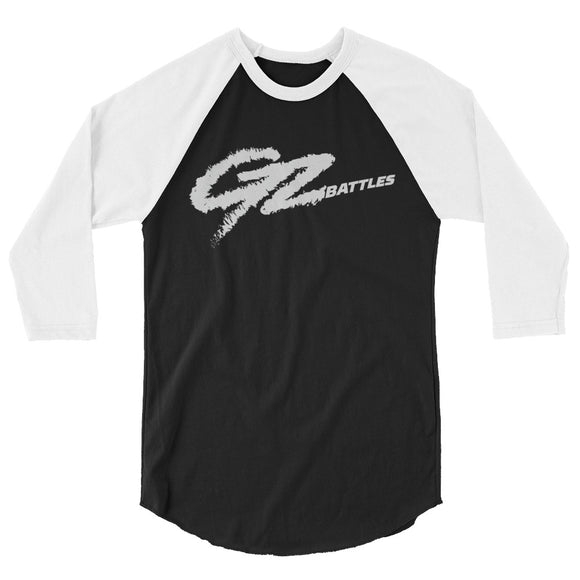 GZ Battles 3/4 Sleeve Raglan Shirt (Various Colours)