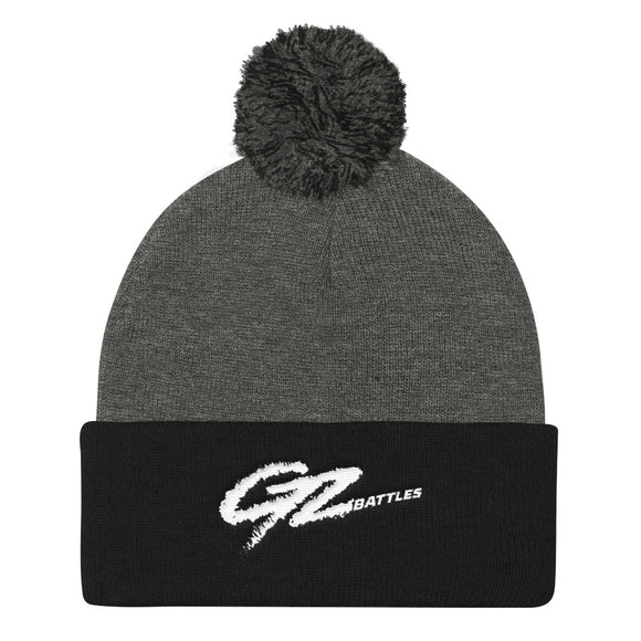 GZ Battles Pom-Pom Knit Cap (Various Colours)