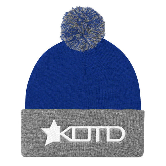 KOTD Classic US Pom-Pom Knit Cap (Various Colours)