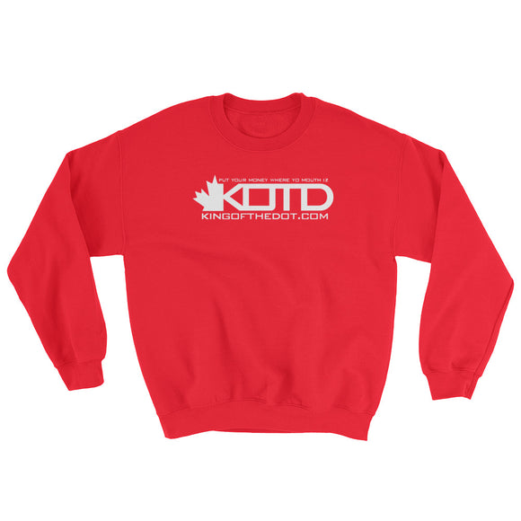 KOTD Classic Sweatshirt (Various Colours)