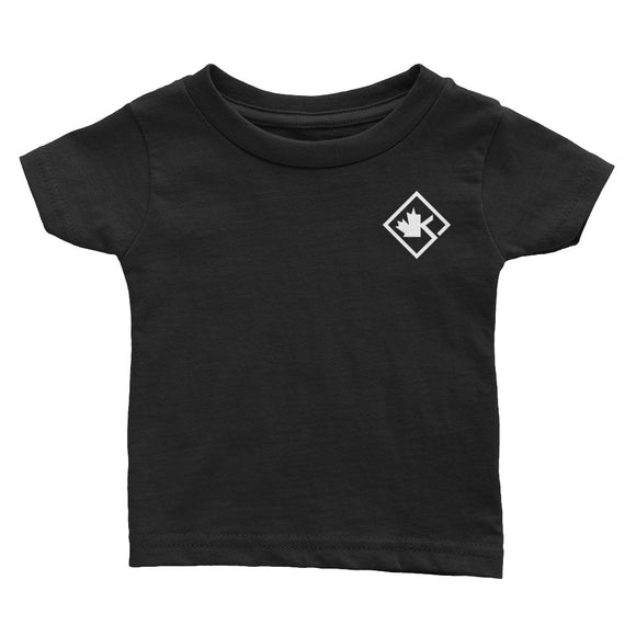 KOTD Diamond Black Infant Tee