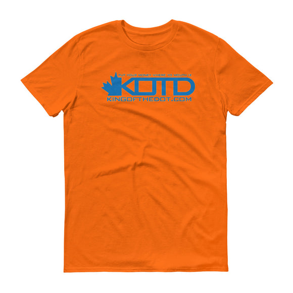 KOTD Limited Edition NBA Colourways - New York Knicks T-Shirt