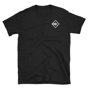 KOTD UK Black T-Shirt