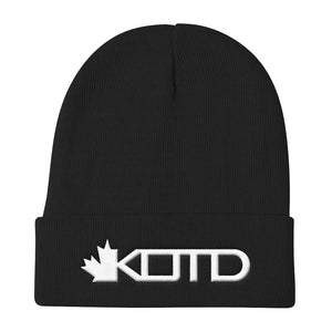 KOTD Classic Knit Beanie (Various Colours)