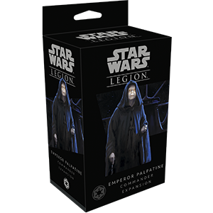 Star Wars Legion Emperor Palpatine Commander Expansion