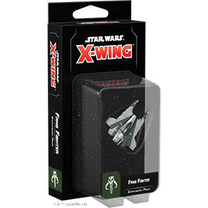 Star Wars X-Wing 2nd Edition Fang Fighter Expansion