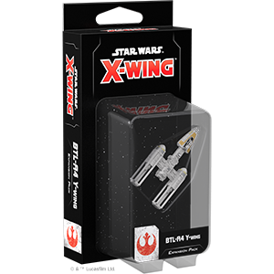 Star Wars X-Wing 2nd Edition BTL-A4 Y-Wing Expansion