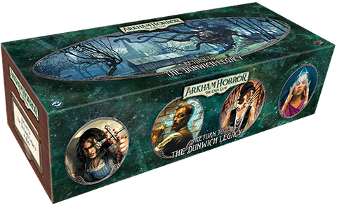 Arkham Horror TCG: Return to The Dunwich Legacy