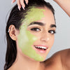 mascarilla arcilla, piel grasa, ennya beauty, green tea mud