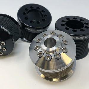 Kong Performance Griptec Pulleys (All Sizes, Styles, Configurations)