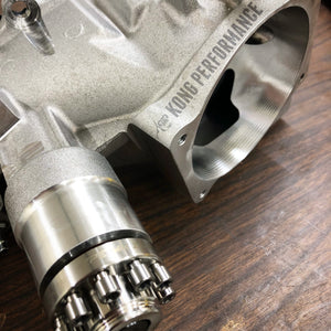 LT4 Snout 103mm CNC Port