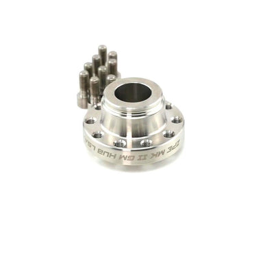 ZPE MKII Hub for LSA/LS9/LT4 w/ Titanium Screws