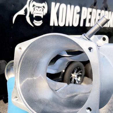 Kong Performance CNC Ported LS9 Supercharger & Snout