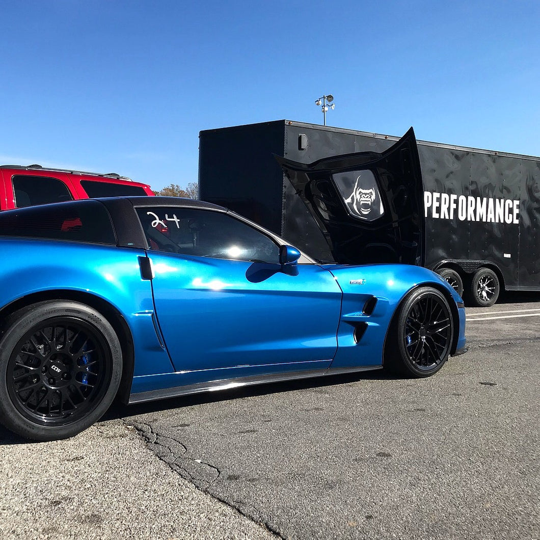 ZR1 Remote Tuning via Hptuners