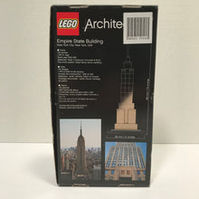 Empire State Building #21002 Open Box With Sealed Bags