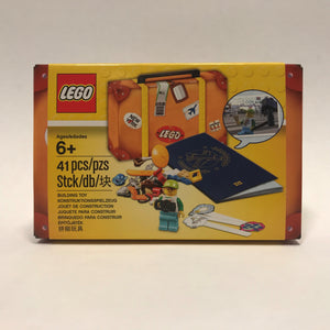 Travel Building Suitcase #5004932