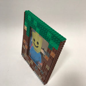 Minecraft Picture Frame