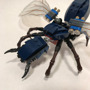 Brick Built Large Ant: from Ant-Man Final Battle #76039