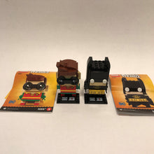BrickHeadz: Batman #41585 and Robin #41587