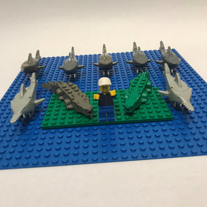 LEGO Aquatic Animals