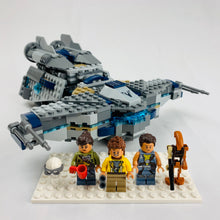 Star Wars Lot: Eclipse Fighter (75145) and Star Scavenger (75147)