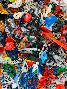 Bionicle Parts and Pieces