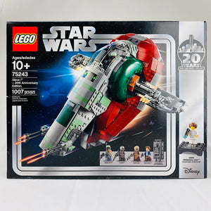 Slave I: 20th Anniversary Edition #75243