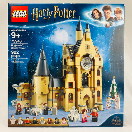 Hogwarts Clock Tower #75948