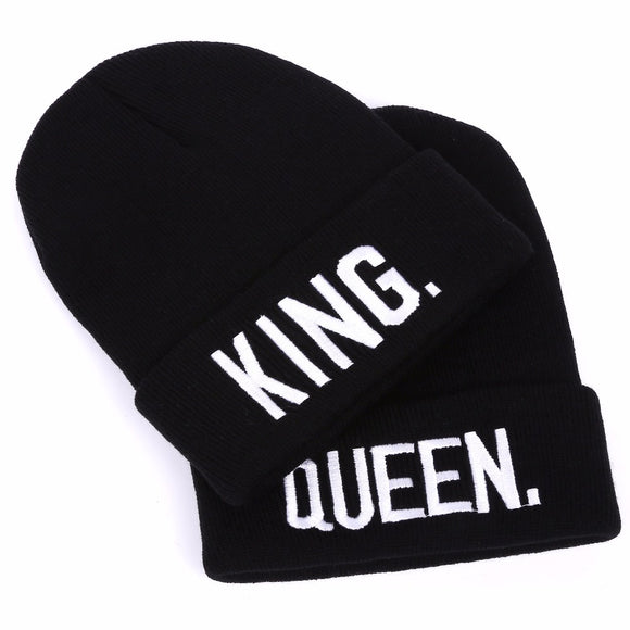 King and Queen Beanie - Hype For Hats